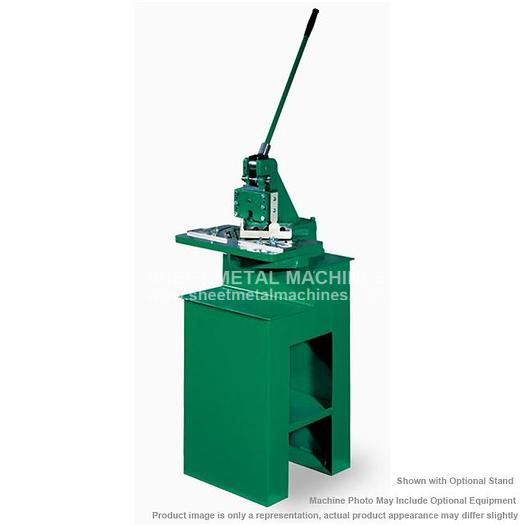 TENNSMITH Notcher with Box Flange Blades Model 16-18-BF