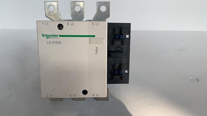 Used Schneider LC1F225