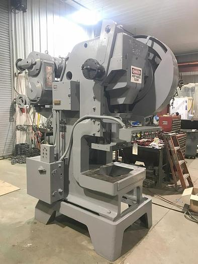 60 Ton, MINSTER, No. B1-60, 1966, HIGH SPEED PRESS