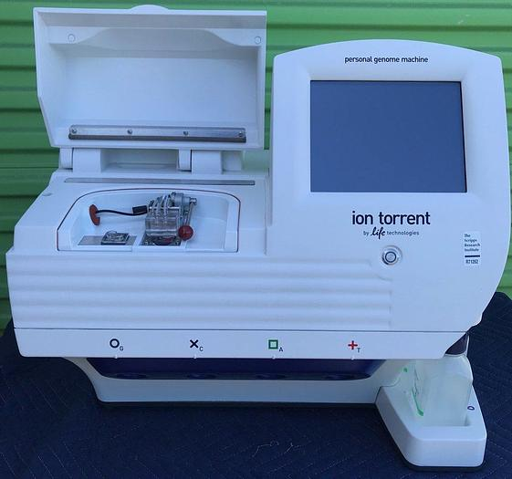Used Ion Torrent Life Technologies Personal Genome Machine 7467