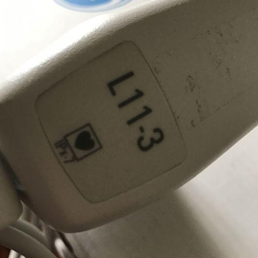 Used For Sale PHILIPS L11-3 Ultrasound Transducer