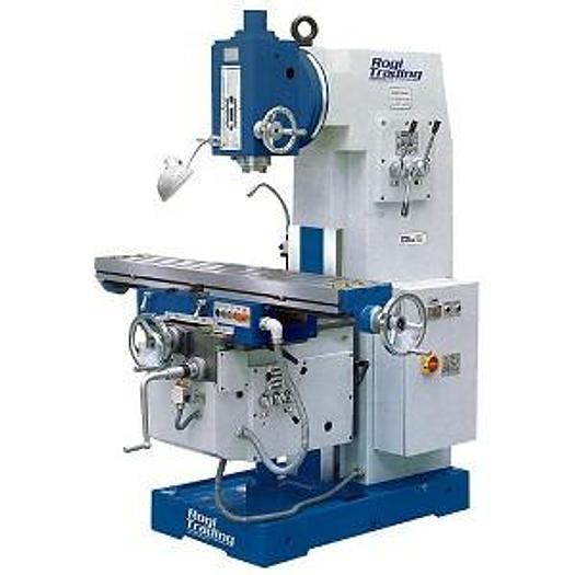 WM5030 - ROGI Vertical Knee-type Milling Machine