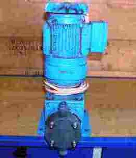 Used SERA dosing pump, type R411 W