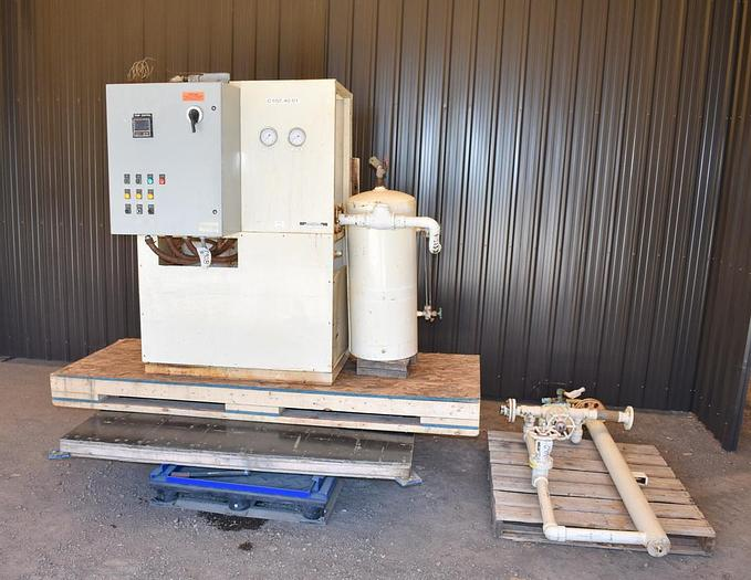 Used USED CHROMALOX CWG-250-60 HOT WATER HEATER