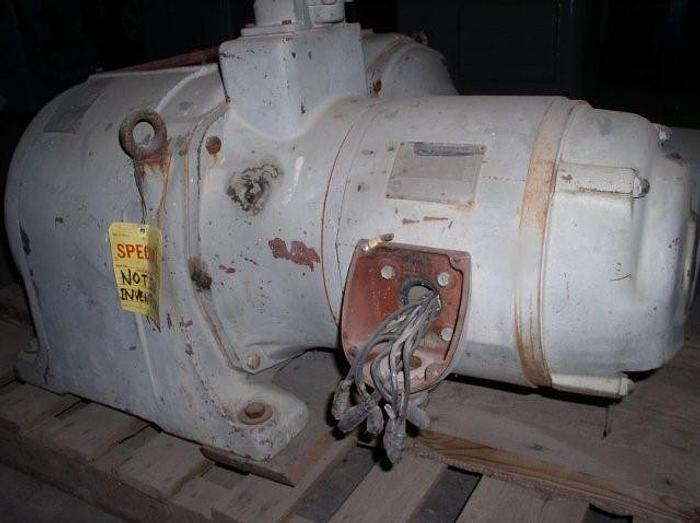 Used 20 HP Baldor Industrial Motor Variable Speed Drive