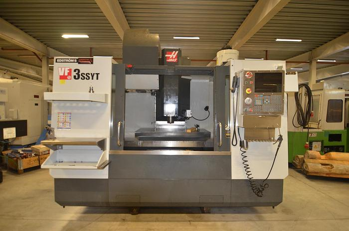 Used DC18   2013 HAAS VF - 3SSYT