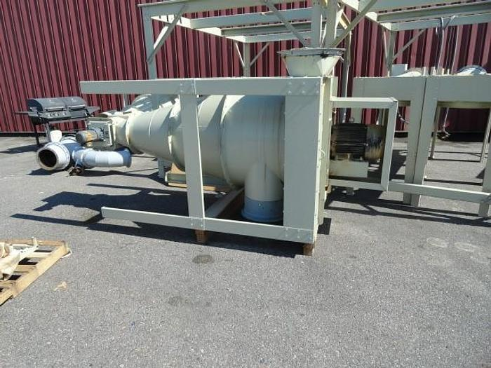 Used Extrema DCY-1215L1 15HP Cyclone Dust Collector