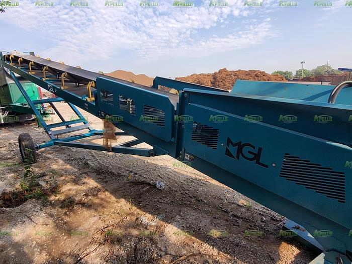 Used MGL 5030 Radial Stacker