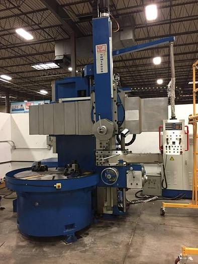 "Vertical Turret Lathe 63"" x 39"" NEW"