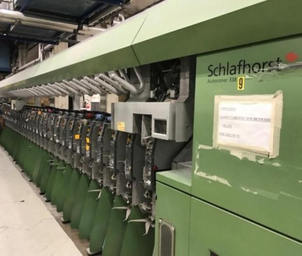 WINDING MACHINE SCHLAFHORS 338