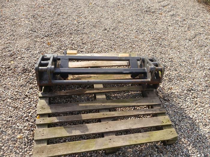 Mailleux to John Deere Conversion Headstock