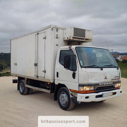 Used 2000 MITSUBISHI Canter FE659 3.9 TD 7.5 ton