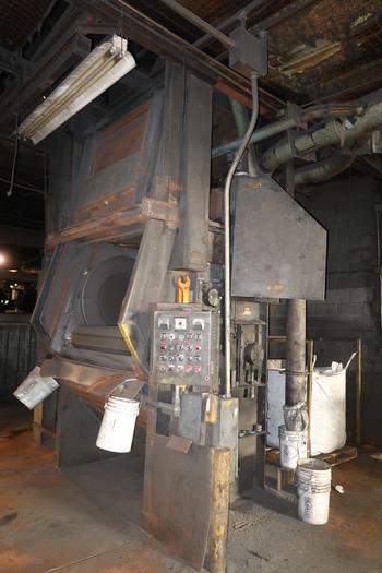 WHEELABRATOR 14 SUPER II TUMBLAST.