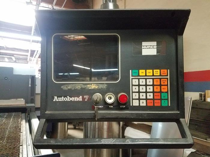 1982 110 Ton Amada RG-100 CNC Press Brake