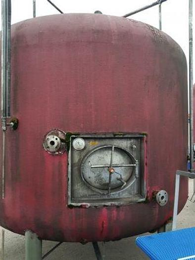 Used 13,500 Litre Jacketed & Agitated Pressure Rated Tank