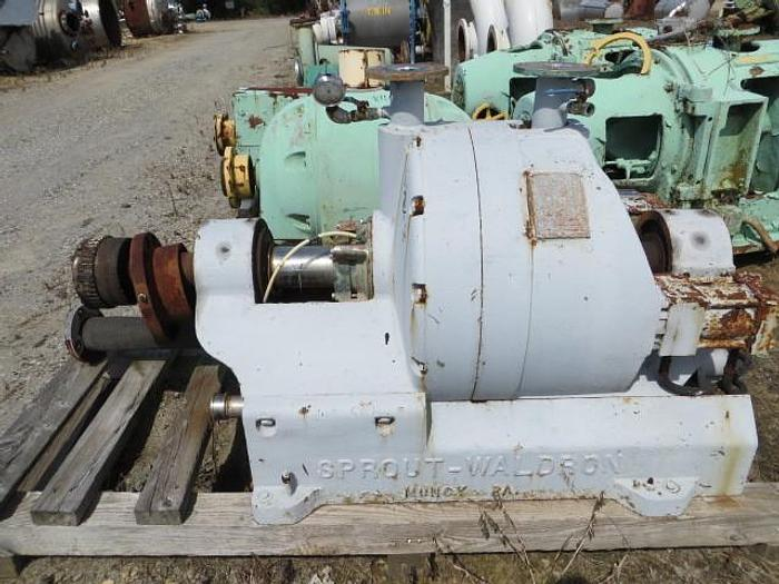 """Used 20"""" (508MM) SPROUT WALDRON R20H TWIN FLO REFINER"""
