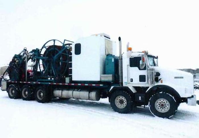 2007 Kenworth Truck Mounted CTU