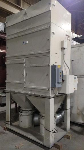 Used DUST COLLECTION EQUIPMENT DCE DUST COLLECTION SYSTEM