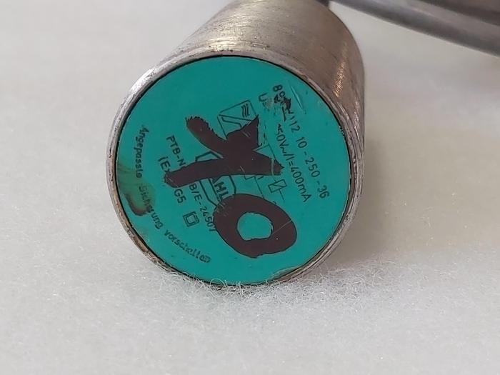 Gebraucht Stahl 8953/112 10-250-36,
