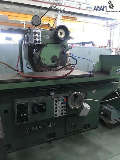 Used Athena T1500 Surface Grinding Machine