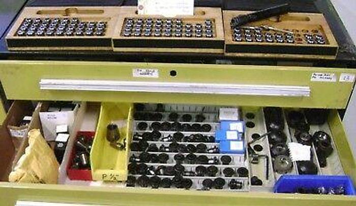 Used Tapping Collets 250+ pieces All New!! Whole LOT One Price