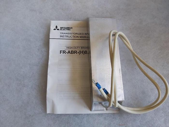 Bremswiderstand für hohe Beanspruchung, FR-ABR-H3.7K, Mitsubishi Electric,  neu