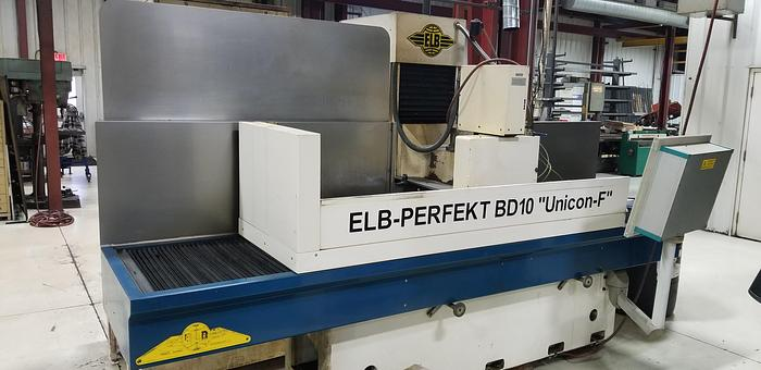 "2004 Elb Perfekt BD10 ""Unicon-F Surface Grinder"