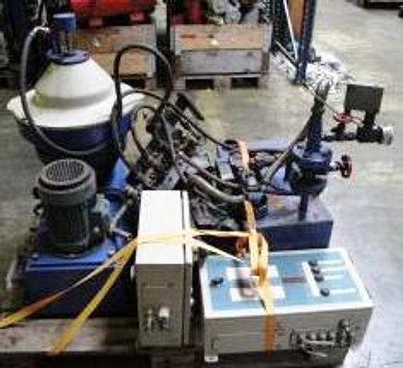 Used Alfa Laval MMPX303 module, complete separation system.