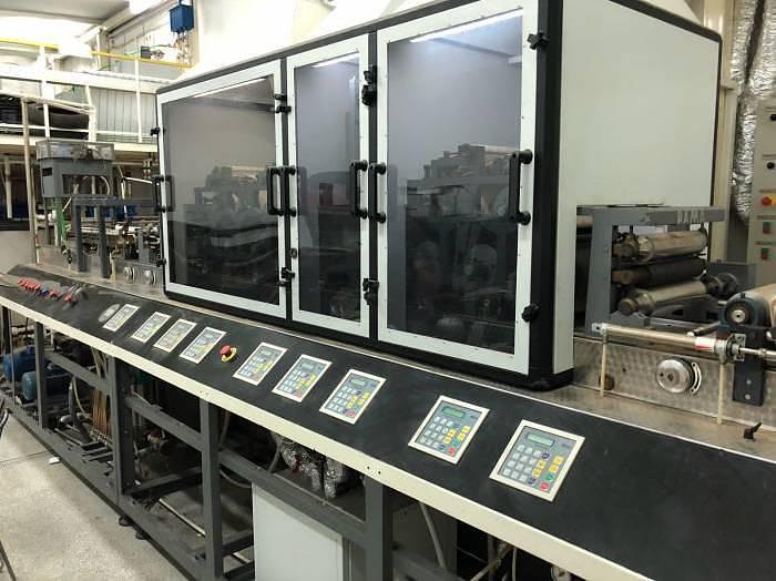Used Polygraph PAMA paper making machine (Unkn.)