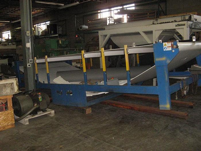 Used K25/100 DUAL SHAFT SHREDDER 100HP
