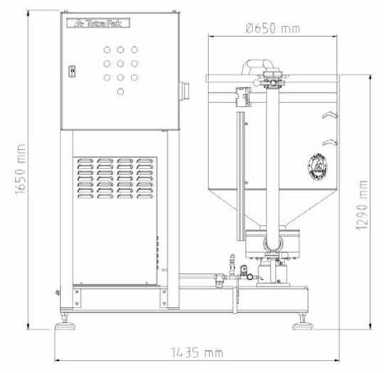 Tetra Pak Recirculation Unit R200-200