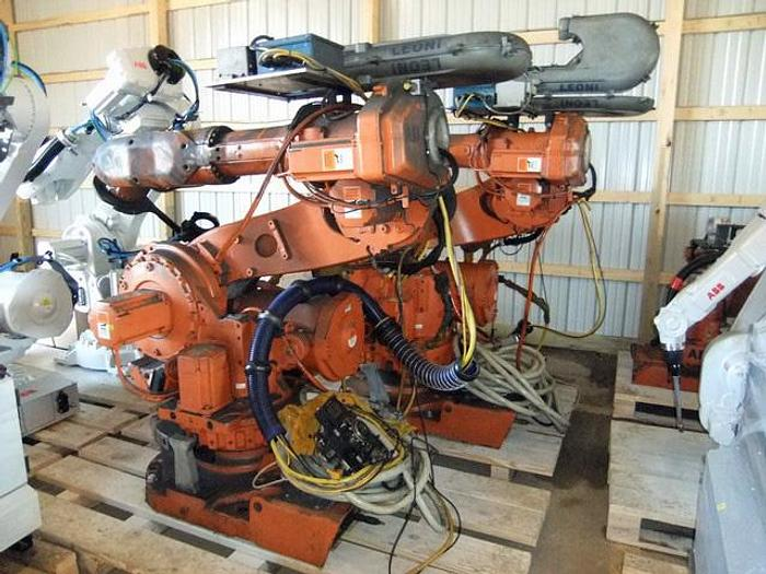 Used 2006 ABB ROBOTICS IRB 6600-225