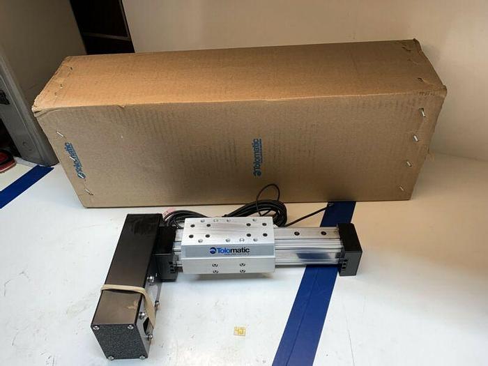 Tolomatic Linear Actuator MXE Series Config: MXE25P BN08SK4.000 RPR1 *New*