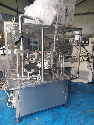 Used IMACO Spectrum Monoblock Filler Capper