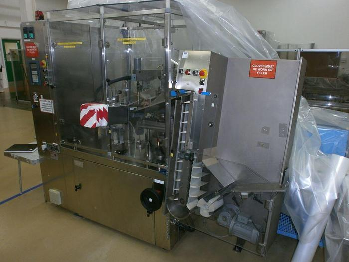 Used Comadis C155 Tube Filler