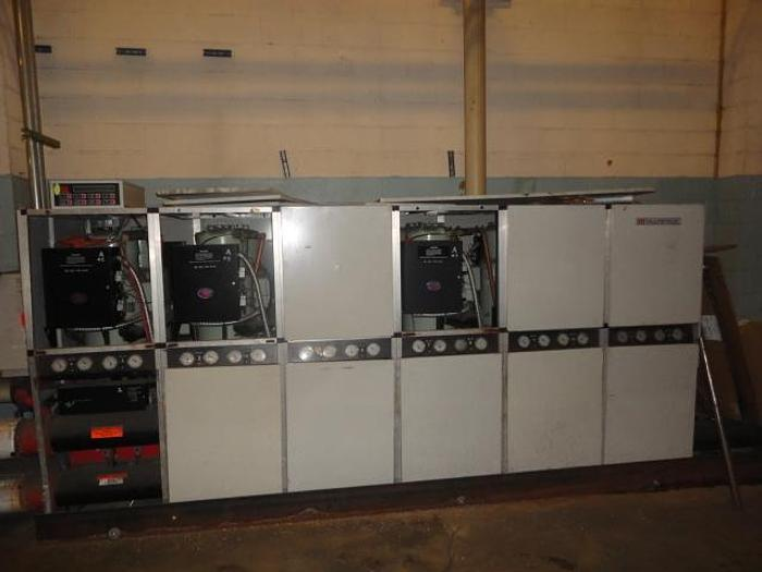 Used 300 Ton Chiller 12 compressors