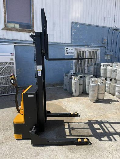 Used 2018 Electric Stacker