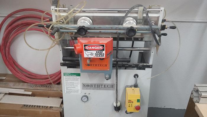 Northtech NT-DTM-3XL Dovetail Machine