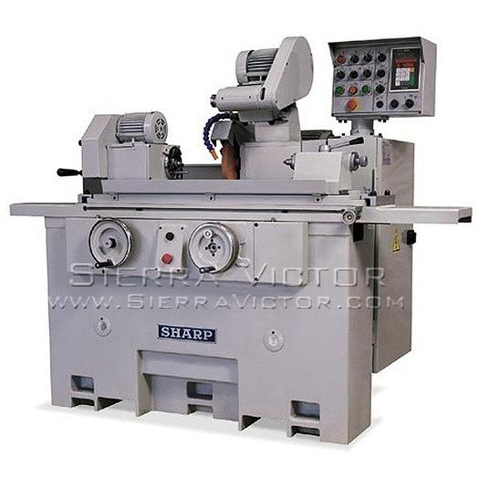 SHARP Universal Cylindrical Grinder with CNC OD820S