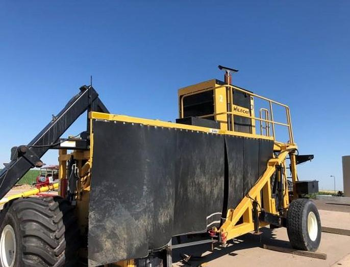 Used 2010 Wildcat TS616 Compost Turner