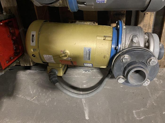 Used GOULDS WATER TECHNOLOGY G&L SERIES SSH 2 1/2 X 3 - 6 PUMP