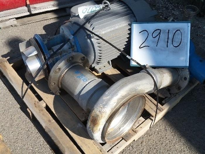 Used Tri Clover 6'' x 4'' Centrifugal Pump