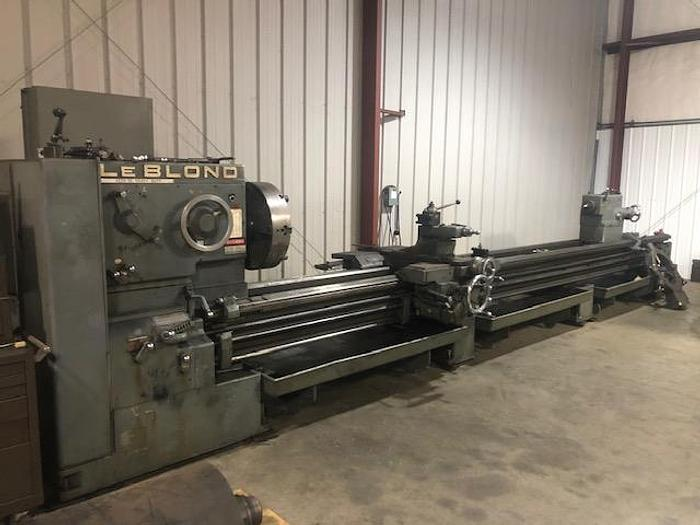 Used 1971 LeBlond 3220-25