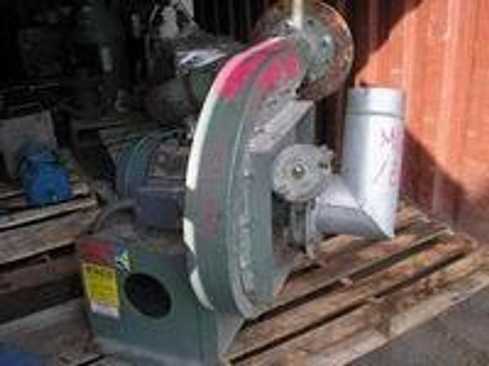 Used 3HP NY Blower with Venturi