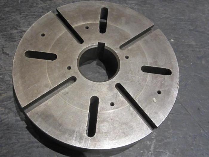 """Used Face Plate 14"""" Face Plate, L-1 Mounting"""