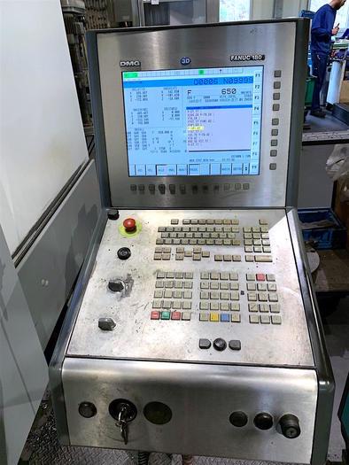 2007 DECKEL MAHO DMC 104 V Linear