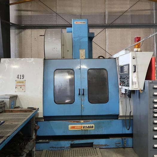 Used 2001 SUPERMAX YCM-V146B Milling Machine