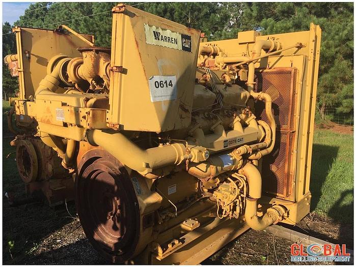 Used Item 0614 : Caterpillar D379 Engine