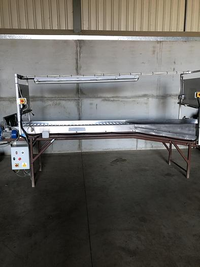 Used Inspection table