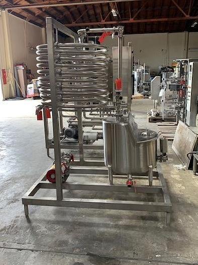 GoodNature Flash Pasteurizer Model  FP-XT 600 Dual